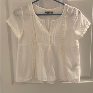 Abercrombie kids girl shirt